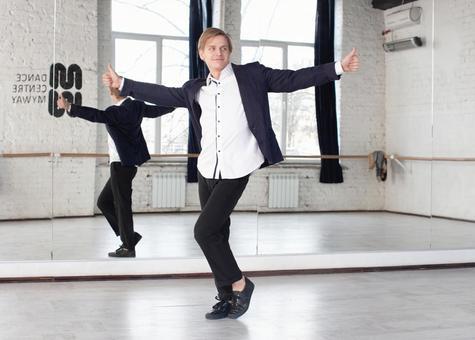 Men who dance 1