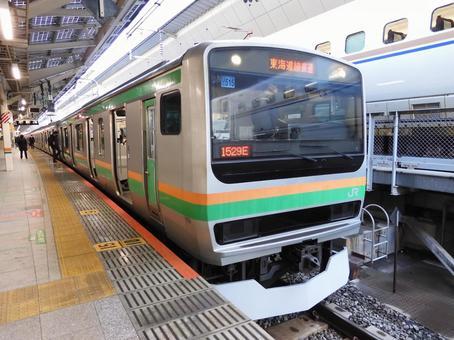 JR Tokaido Line Ueno Tokyo Line (Tokyo Station)