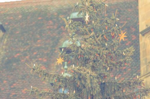 Tree of stars decoration