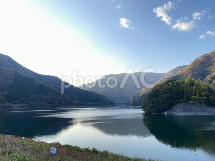 丹沢湖の写真