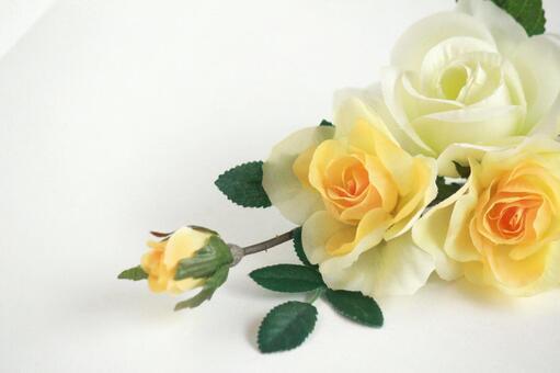 Neat rose