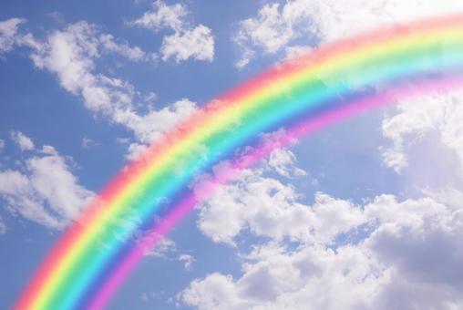 藍天_rainbow_160