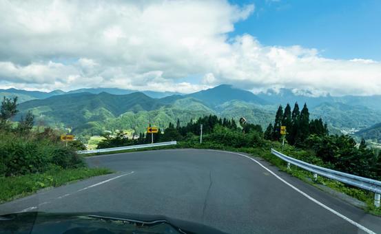 Plateau drive