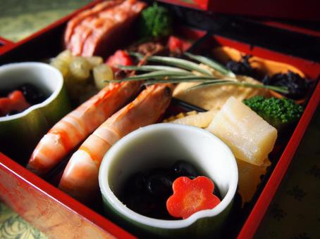Osechi cooking 05