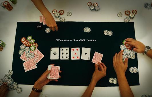 Poker image (with logo)