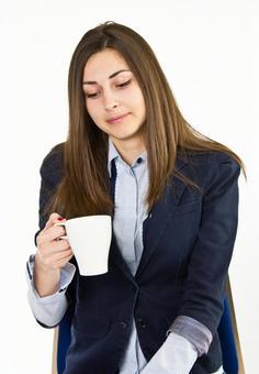 德國女人用一個杯子13