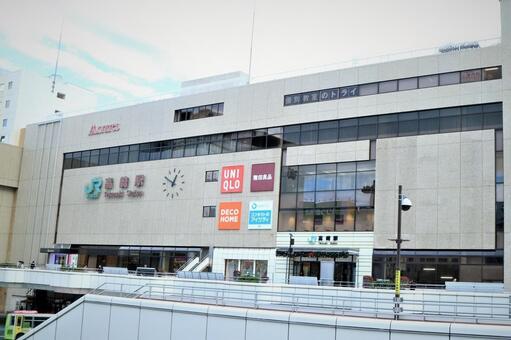 高崎站大樓