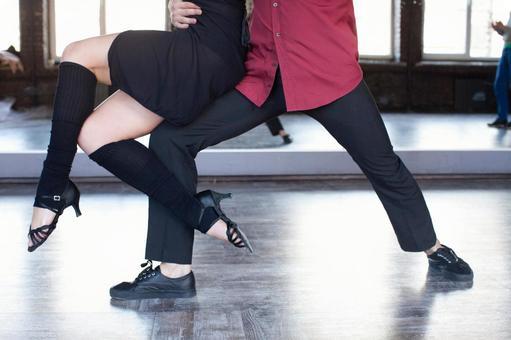 Dancing in a duet 20
