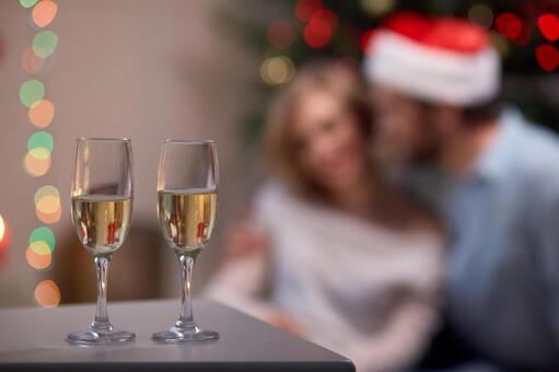 香槟玻璃8