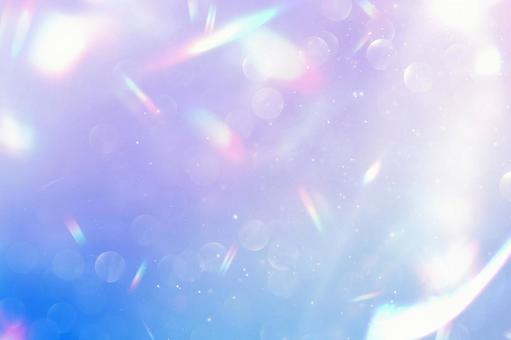 Prism Light Overlay Flare Glossy Background Texture