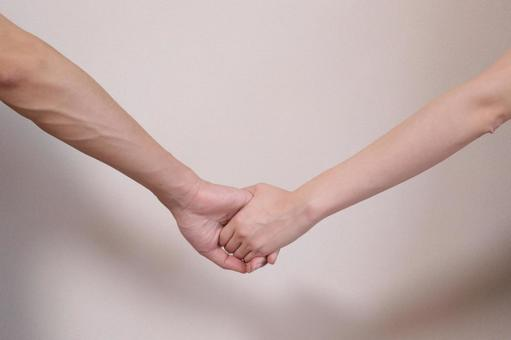Hold hands 001