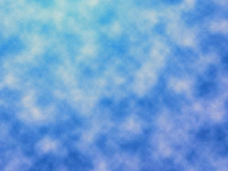 Tie Dai style texture blue