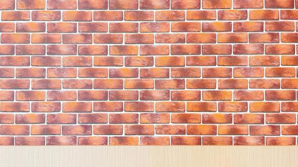 Brick and flooring spatial texture 16: 9