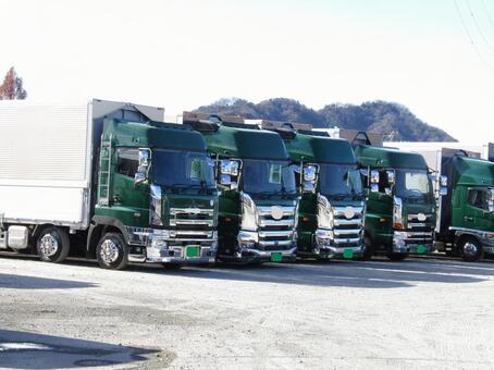 대형 트럭
