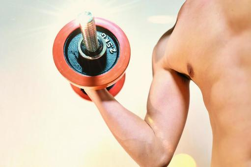 Muscle training men Fat, fat, metabolic syndrome, visceral fat, dyslipidemia, hyperglycemia, hypertension, lack of exercise, overeating, lifestyle, illness, prevention, fat, obesity, feast, sea bathing