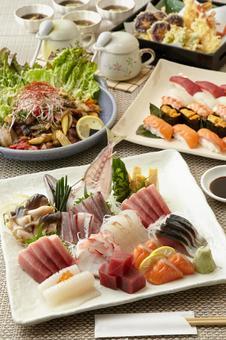 Sushi course image