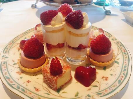 딸기 스위트