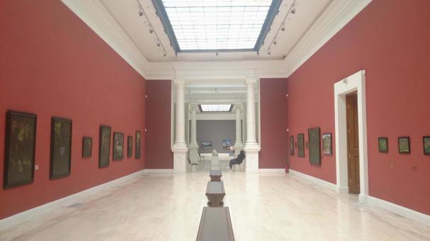 트빌리시에있는 미술관