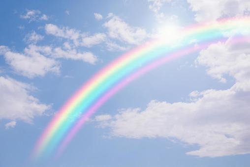 藍天_rainbow_159