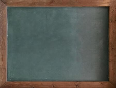 Next to the blackboard