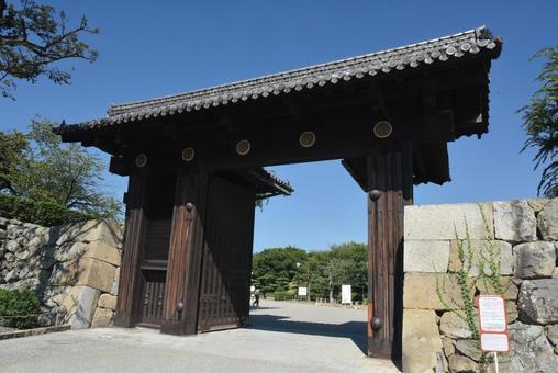 Himeji Castle Otemon