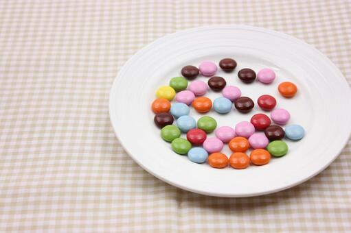 Colorful chocolate 2