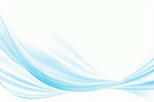 Wave wave background material 15