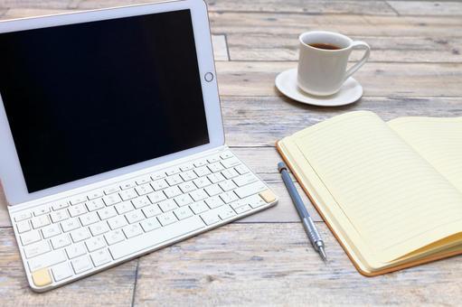 企業形象#67學習桌喝咖啡休息時間