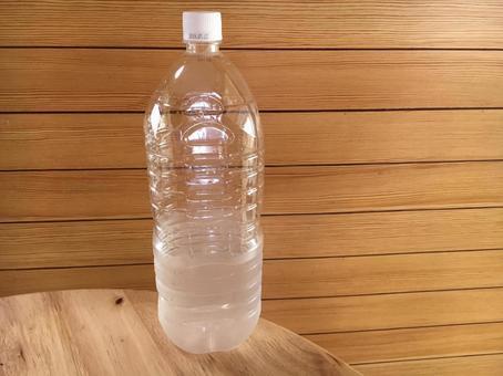 PET bottle (sideways)