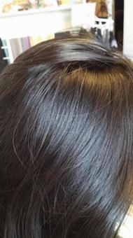 30's female hair care 2