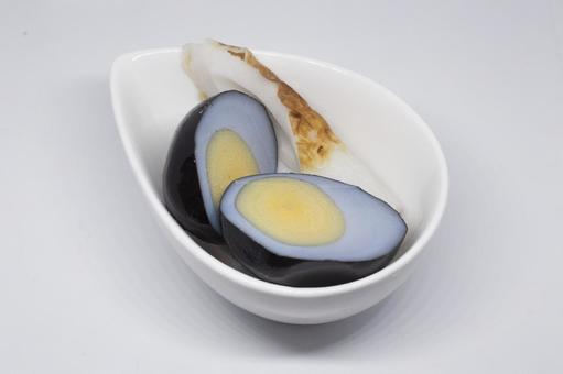 온천 계란과 어묵
