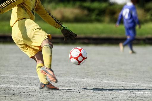 Soccer / Goal Kick 3
