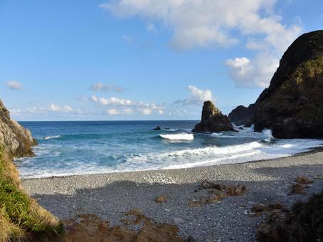 Coastal scenery