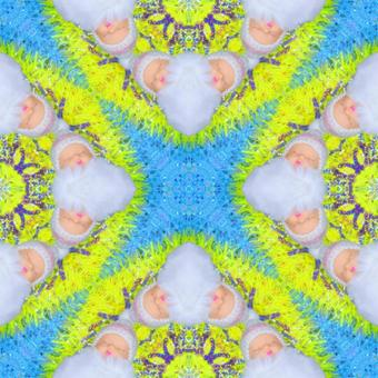 Enchanted pattern 5