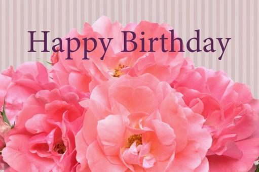 Roses' birthday card 2