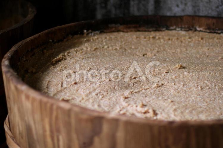 味噌蔵の写真