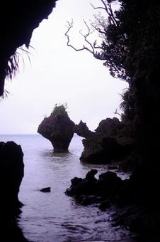 Ishigaki Island Power Spot Sabichi Cave