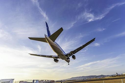 Airport Plane (Itami Airport) 104