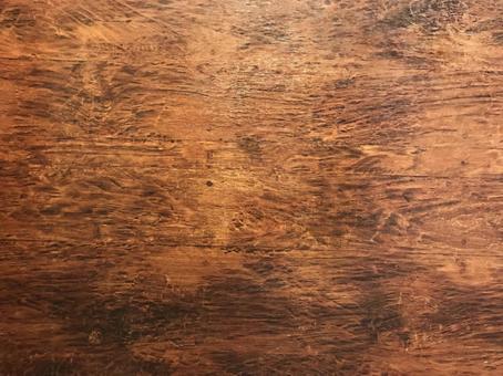 Wood grain material solid brown