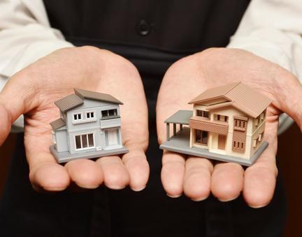 주택 선택의 이미지