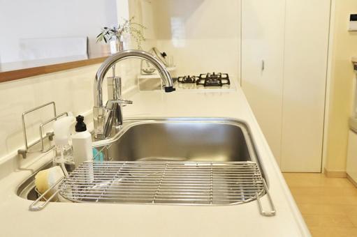 Kitchen system kitchen kitchen sink open kitchen