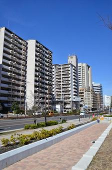 High rise apartment group 1