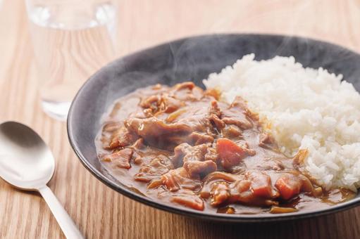 Pork belly curry