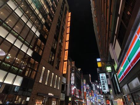 Shinjuku Kabukicho Theater Street