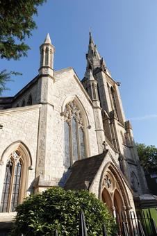 Beautiful English Church Anglican Church