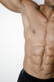 Athlete's abdominal muscle 5