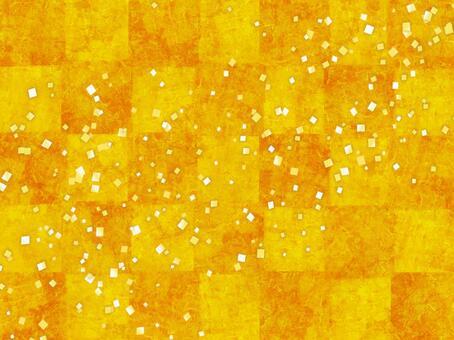 Background - Gold Foil 09