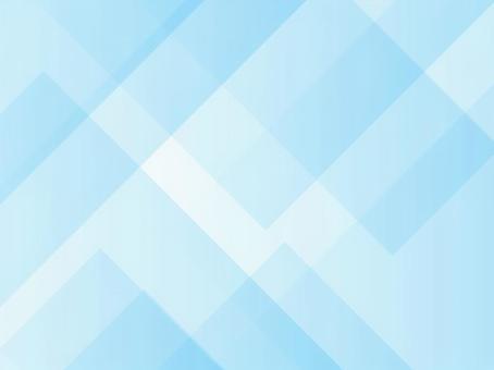 Square multiplying blue