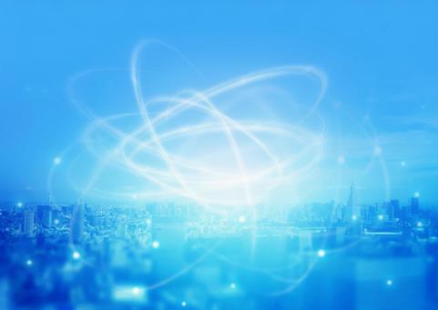 Cities and networks Hikari Wave