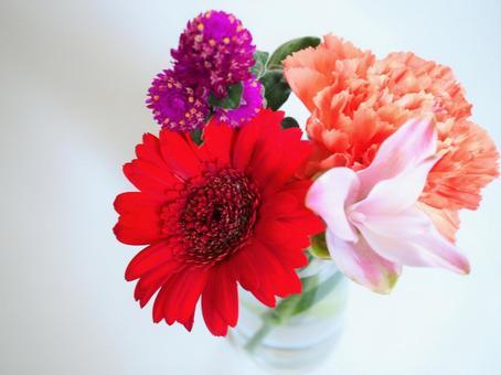 Autumn mini bouquet